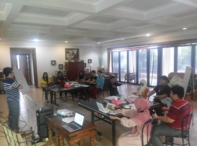 Training 7 Habits @BeasiswaMahaghora