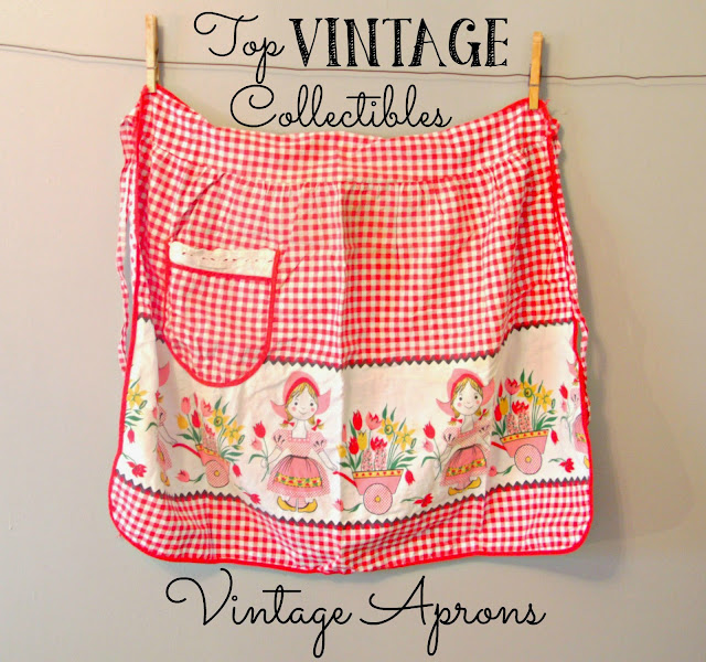 Top Vintage Collectibles - Vintage Aprons