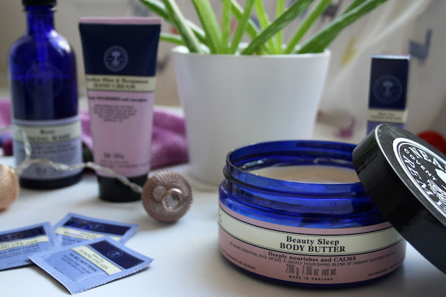 neal's yard remedies skincare natural recommend