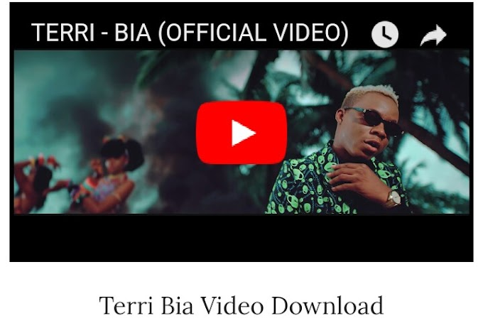 (Video) Terri -Bia