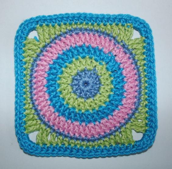 Elealinda-Design: Freebie: Granny Square \
