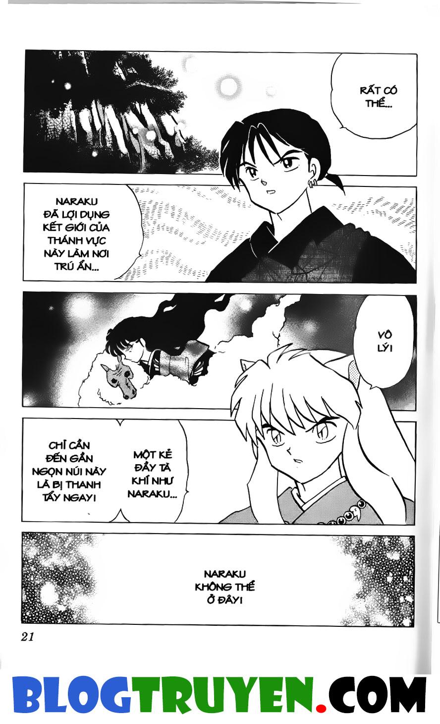 Inuyasha vol 26.1 trang 18