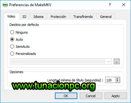 MakeMKV Multilenguaje Español