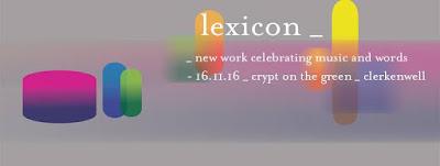 Lexicon - new dots