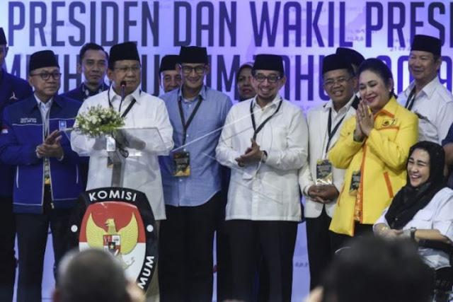 Putri Bung Karno: Prabowo-Sandi Pasangan Terbaik
