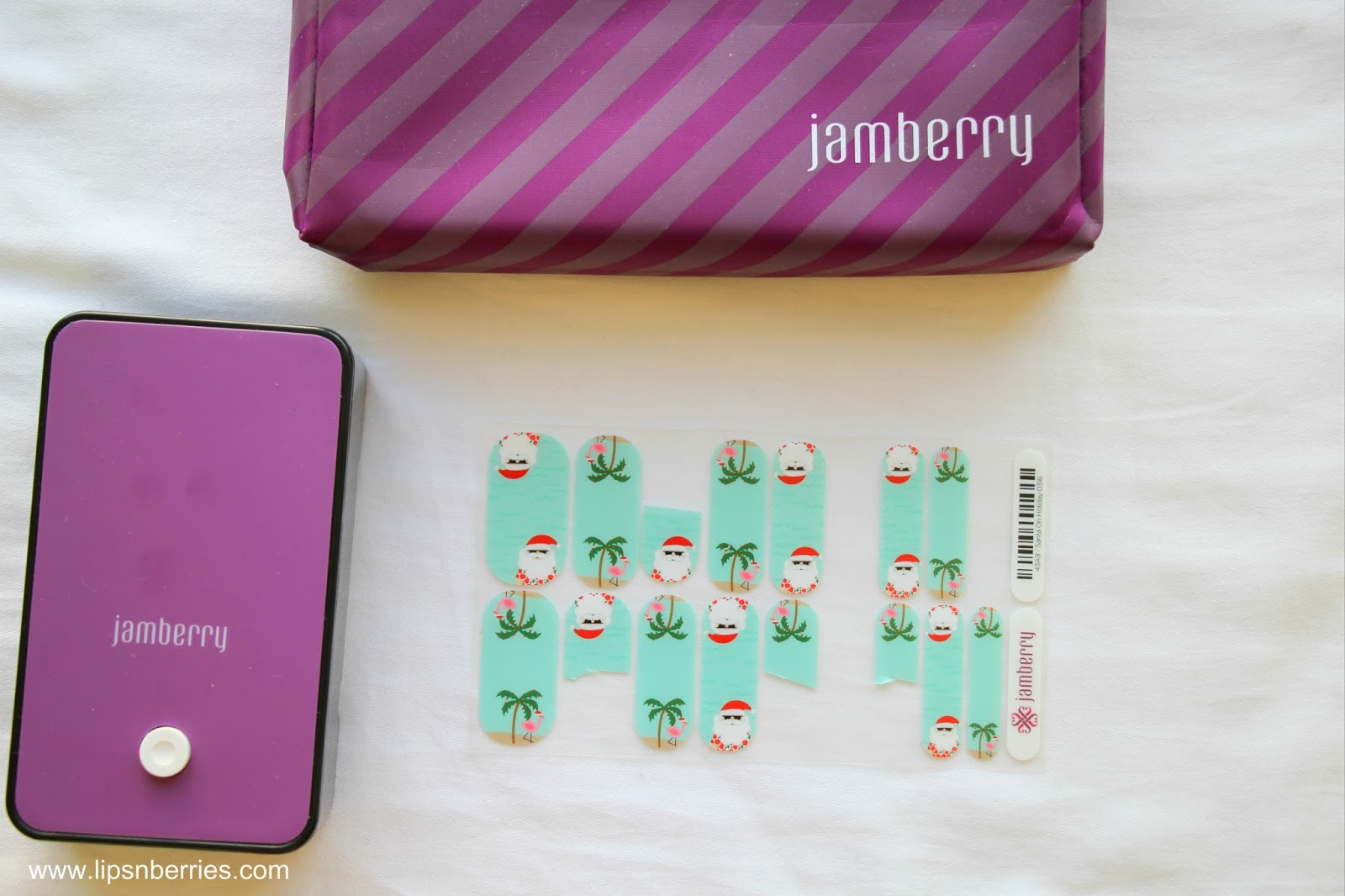 Lips n Berries!: Jamberry Nails! Words of Wisdom from a Jamberry Noob