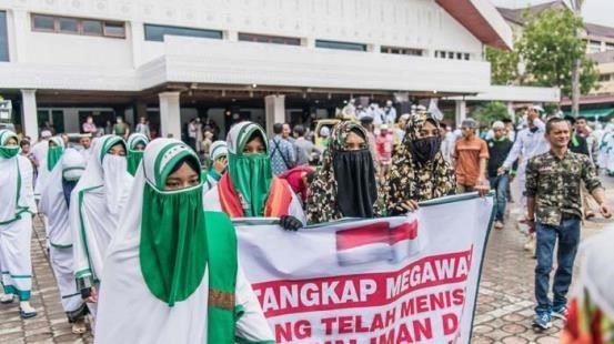 FPI Aceh Desak Kapolri Copot Kapolda Jabar