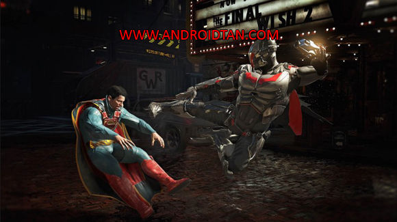 Download Injustice 2 Mod Apk God Mode Instant 1 Hit Kill