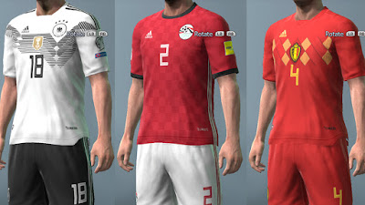 PES 2011 Next Season Patch 2019 Season 2018/2019