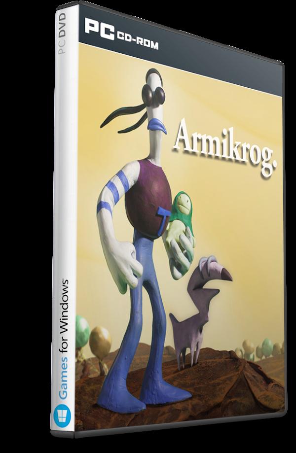 DESCARGAR Armikrog Multilenguaje (Español) (PC-GAME) MEGA