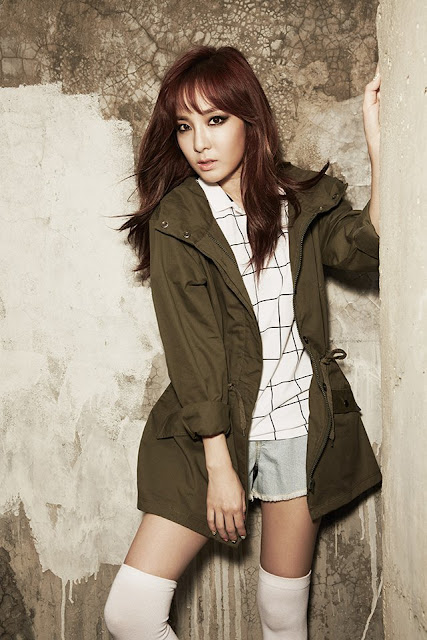 Steal Sandara's Edgy Look for Penshoppe