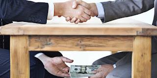 Коррупция в министерстве финансов