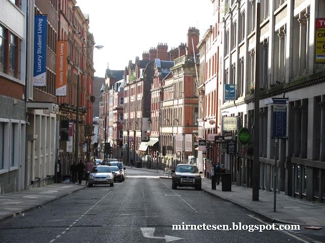 Улицы Ливерпуля