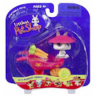 Littlest Pet Shop Portable Pets Rabbit (#215) Pet
