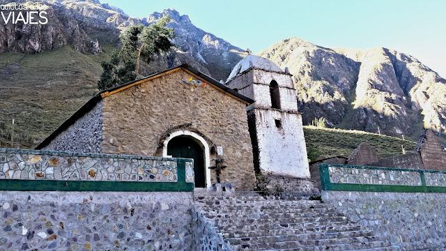 Iglesia de Cosñirhua, Cañón del Colca