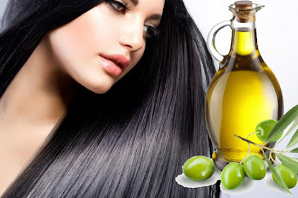 Manfaat Luarbiasa Minyak Zaitun Untuk Rambut Dan Cara Penggunaannya