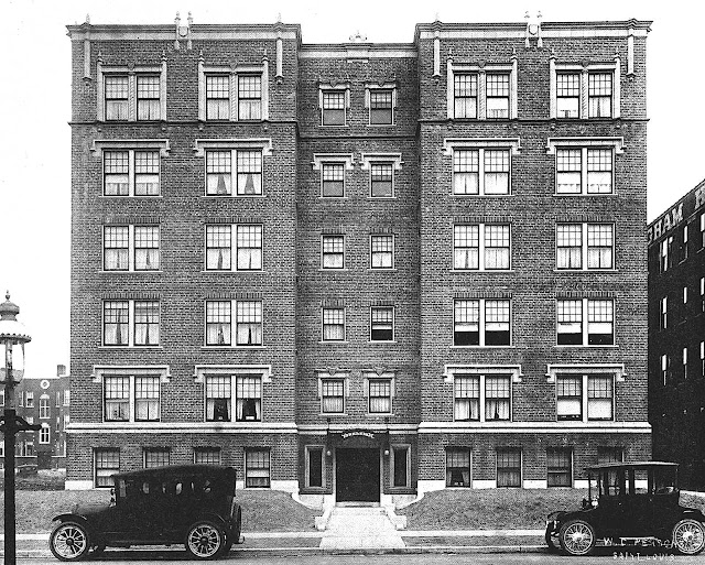 1917 apartments exterior photograph