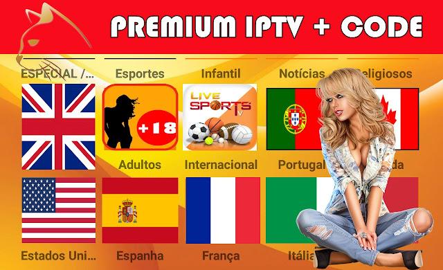 CAT IPTV BEST PREMIUM IPTV TO WATCH BEST PREMIUM CHANNELS + CODES