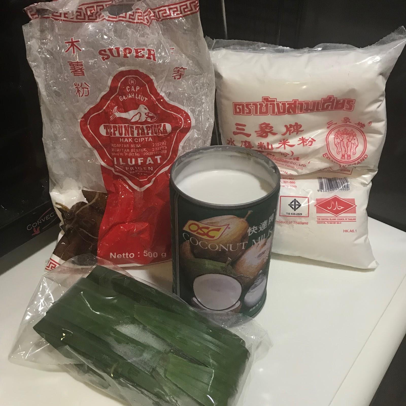 KinKi Sweet Home Bakery: 班蘭椰汁千層糕【13層的滋味】Pandan Coconut Layered Pudding