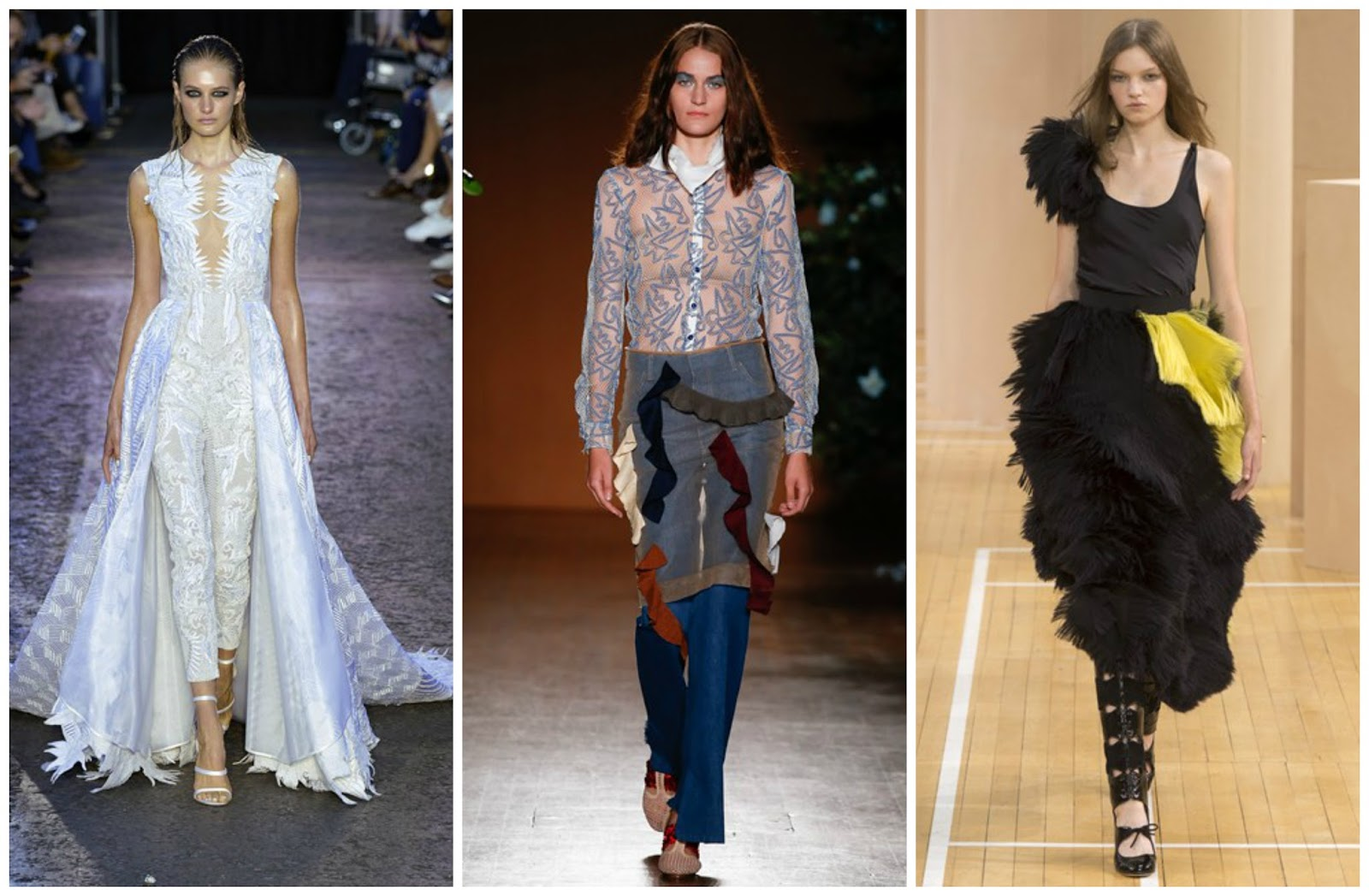 SS16 Trends, London Fashion Week, Trousers with dresses, future of blogging, 2016, blogging