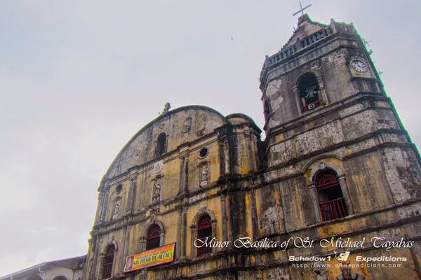 Tayabas Basilica - Schadow1 Expeditions