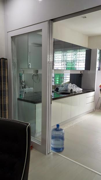 Pintu Pemisah Dapur Desainrumahid