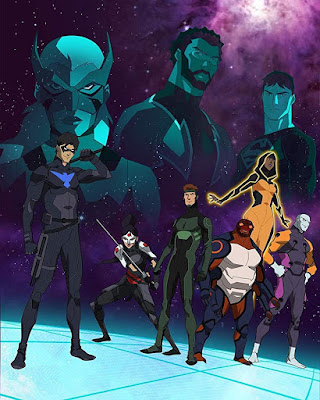 Young Justice Outsiders Season 3 Image 2