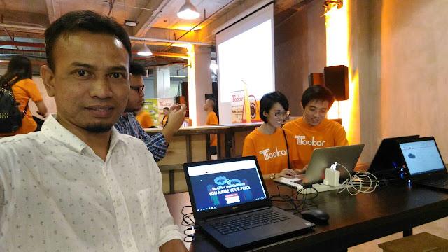 TOOKAR, Blogger Malaysia,