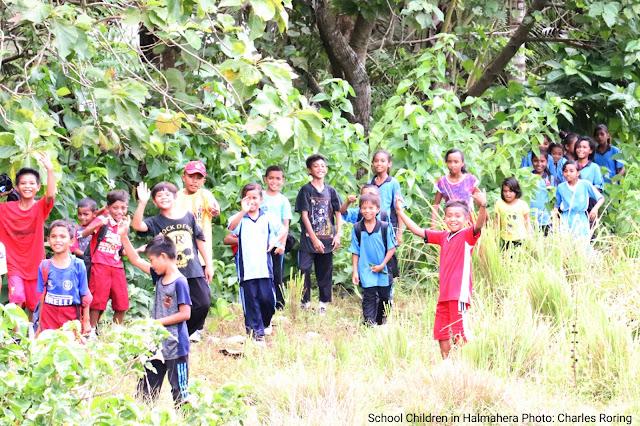 Traveling to North Maluku