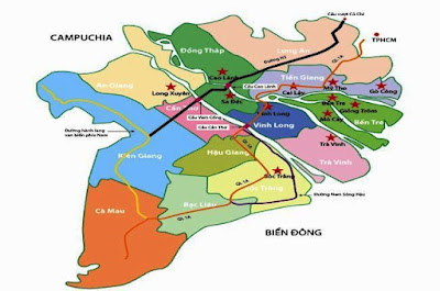 10 dự án liên kết vùng Đồng bằng sông Cửu Long cần được đầu tư ngay