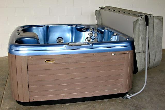 Spa Pool Hot Tub Cover Lift 2