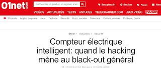 Compteur électrique intelligent : le hacking mène au black-out général