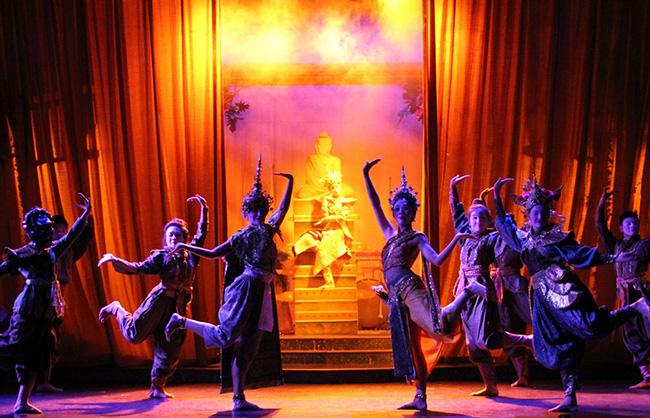 El teatro épico tailandes | Thailand Culture