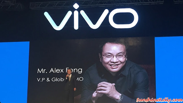 Alex Feng, Vice President of Vivo Global, vivo X5Pro Launch in Malaysia, vivo x5pro, vivo malaysia, vivo smartphone, vivo