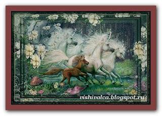 """HAED HAESAR 405 """"Dreams of Unicorns"""""""