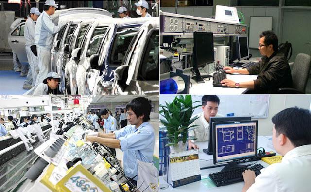 Tuyển đơn hàng kỹ sư cơ khí đi lao động tại Nhật Bản