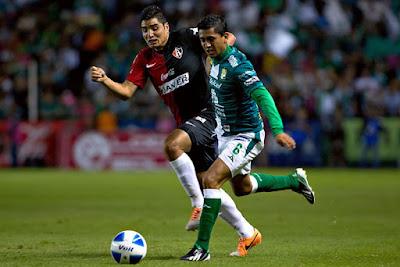 Atlas vence 2 a 0 a León