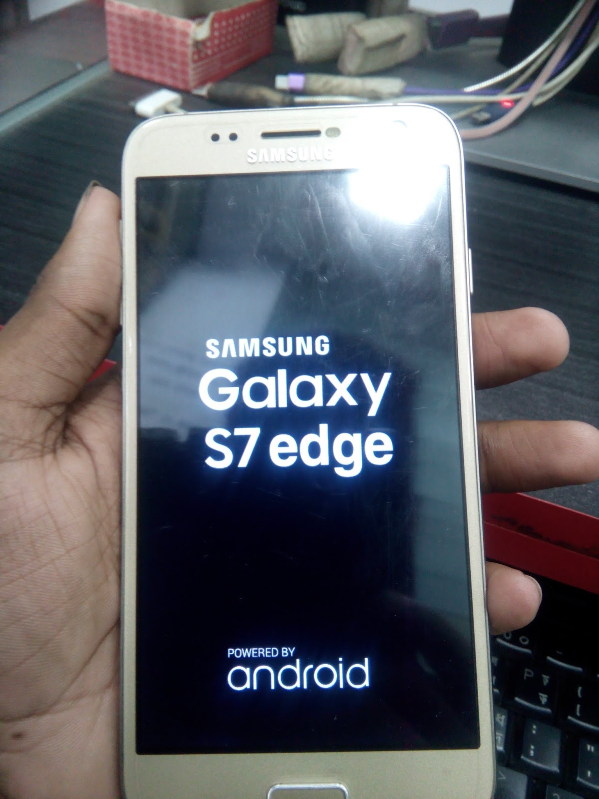 ANDROID FIRMWARE: SAMSUNG CLONE S7 EDGE MTK6580 V6 0 (100% TESTED