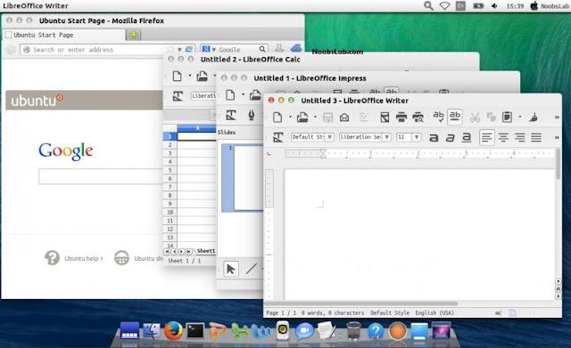 Como transformar o seu Ubuntu em um MacUbuntu, deixe o seu sistema parecido com o sistema da Apple!