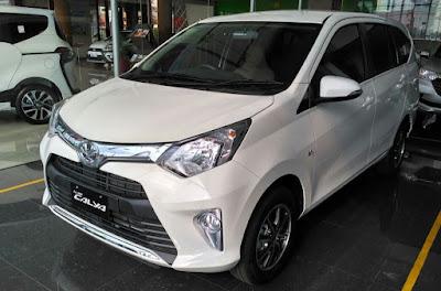 Harga Promo Toyota Calya 2018 Kredit DP Murah