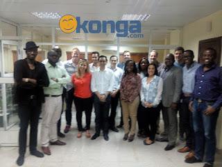 Konga staff