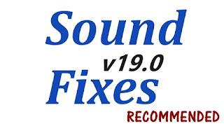 ets 2 sound fixes pack v19.0