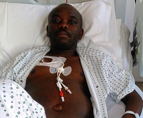 nigerian battling leukaemia london