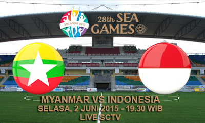 Indonesia U23 vs Myanmar U23