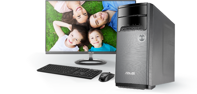 ASUS Vivo PC M32CD
