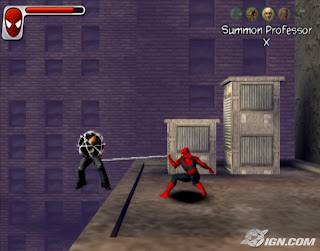 Spider-Man: Web of Shadows (PS2) 2009