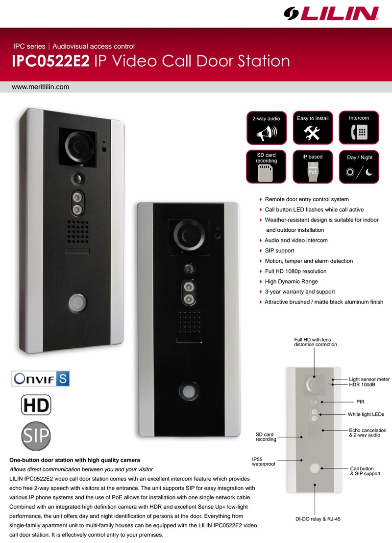 IPC0522 Video Call Door Station Now Available  sc 1 st  cctv21.com Indonesia Blog & cctv21.com Indonesia Blog: IPC0522 Video Call Door Station Now Available