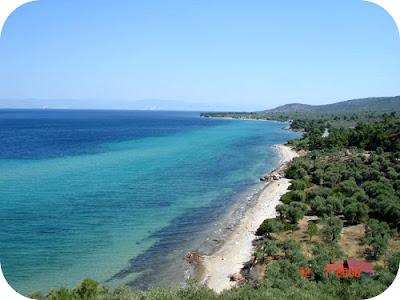 marea albastra-azurie