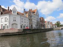 World Travels Enchanting Village Of Bruges Belgium