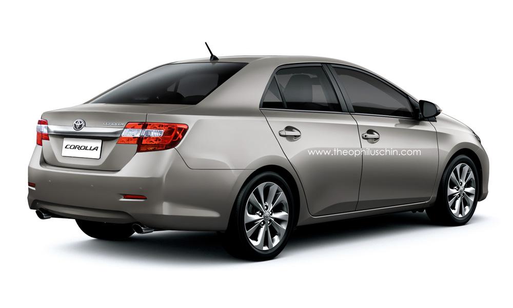 Toyota Corolla 2014 Car Models